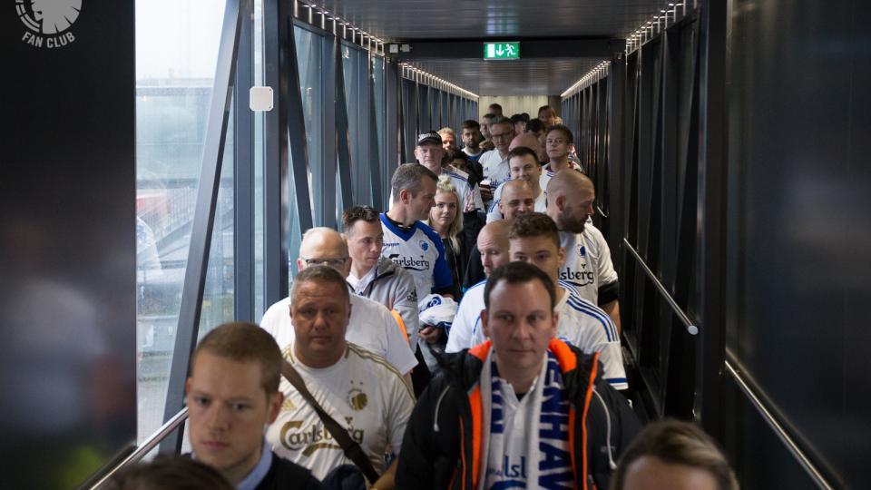 Ta´med fra København til Leicester