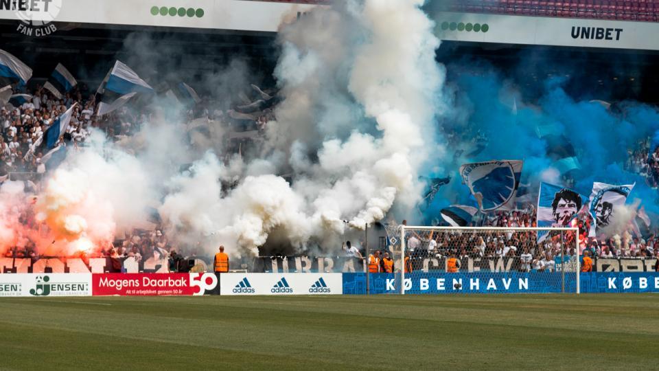 F.C. København - AGF - Juli 2019