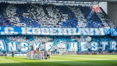 Støt FCKFC Tifo
