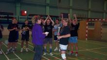 Fraktionsmesterskabet i indefodbold 2001