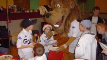 DUL Juletraesfest 2004