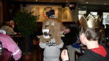 Billeder fra fastelavnsfesten 2005