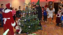 Juletræsfest 2011
