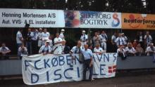 FCK's Disciple på udebanetur til Silkeborg