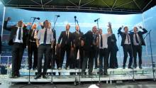 Guldfest 2009: Guldshow på scenen
