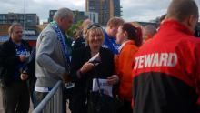FCKFC Away til Dublin 2. august 2011