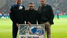 Markering af FCKFC's 20 års jubilæum