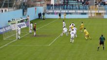 Billeder fra udekampen mod FK Obilic