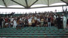 Udekamp mod Lazio 21. august 2001
