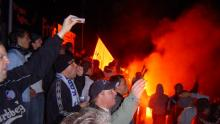 Da lyset gik ud på Haderslev Stadion