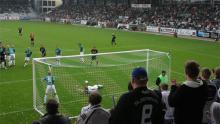 Udekamp mod Viborg 1. maj 2005