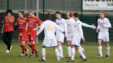 FCK-Bunkeflo IF 11. marts 2008