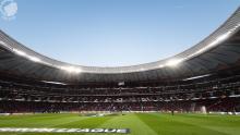Op til kampstart på Wanda Metropolitano