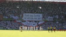 Farvel til Todi og Zuma