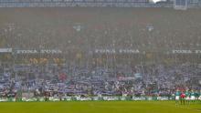 Tifo mod Viborg 4. december 2005
