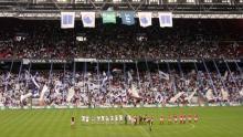 Tiifo til FCK-SIF 28. august 2005
