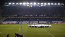 Tifo mod Benfica 13. september 2006