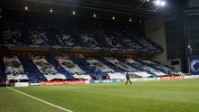Tifo hjemme mod Chelsea 22. februar 2011