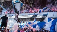 Tifo til Pokalfinale 2016
