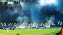 Smokenhagen tifo mod Ajax