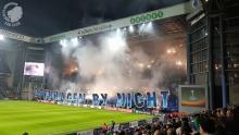 Tifo fra F.C. København - Atletico Madrid