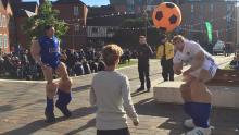 Løverne er løs i Leicester