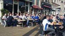 FCK-fans løs i Amsterdam
