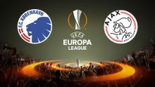 Vi møder Ajax i 1/8-finalen