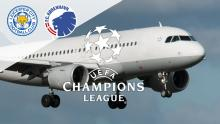 Fly til Leicester