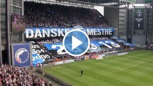 Video af guldfest hjemme mod SønderjyskE