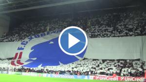 Mere video fra hjemmekampen mod Juventus