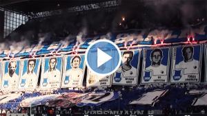 Se video af tifo og stemning i derbysejren