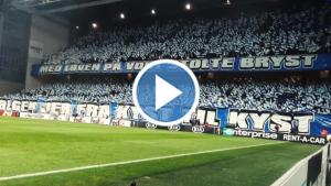 Video fra Øresundsderby