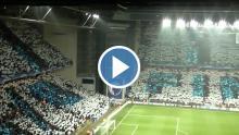 Video af tifoen mod Panathinaikos