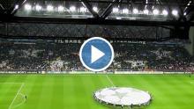 Video af tifo mod Rubin Kazan 14. september 2010