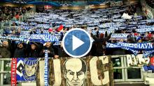 Video fra AWAY mod Juventus