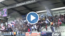 Video fra AWAY mod Viborg 1. september 2013