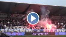 Video fra udekamp mod AaB 30. marts 2014