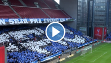 Se tifoen til pokalfinalen mod FC Vestsjælland