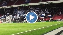 Video af tifo mod Hobro 18. oktober 2015