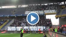 Video fra udekampen mod Brøndby 20. april 2016