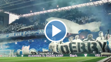 Video af derbytifo 17. april 2016