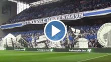 Se video af den flotte derby-tifo