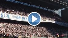 Se stemningsvideo fra pokalfinalen