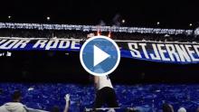 Video fra F.C. København - Røde Stjerne