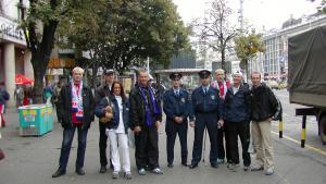 Beograd og stadion i billeder