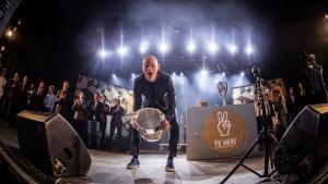 Guldfest 2016: Sceneshow