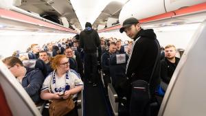 FCKFC's flytur til Madrid