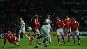 F.C København - Benfica i CL-kval