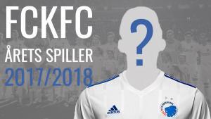 Hvem er årets spiller 2018?